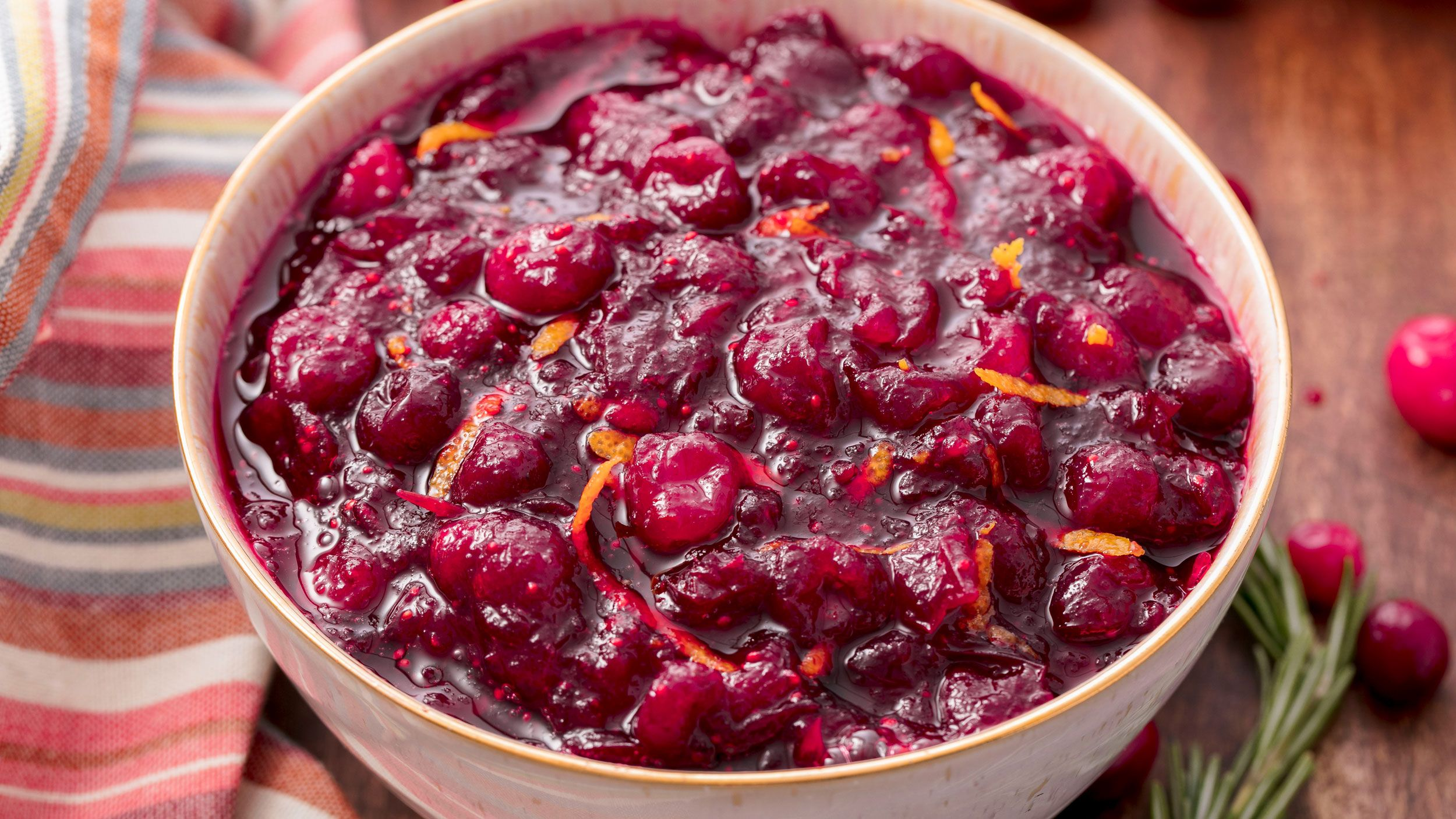 Best Homemade Cranberry Sauce Recipe How To Make Fresh Cranberry Sauce