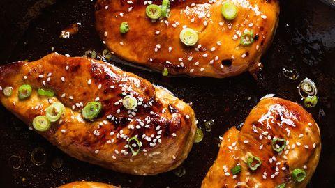 Best Honey Garlic Chicken Recipe How To Make Honey Garlic Chicken