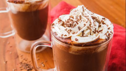 The Health And Fitness Benefits Of Hot Chocolate