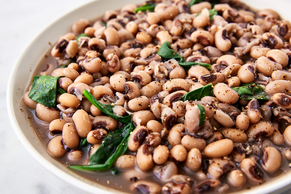 Best Black Eyed Peas How To Cook Black Eyed Peas