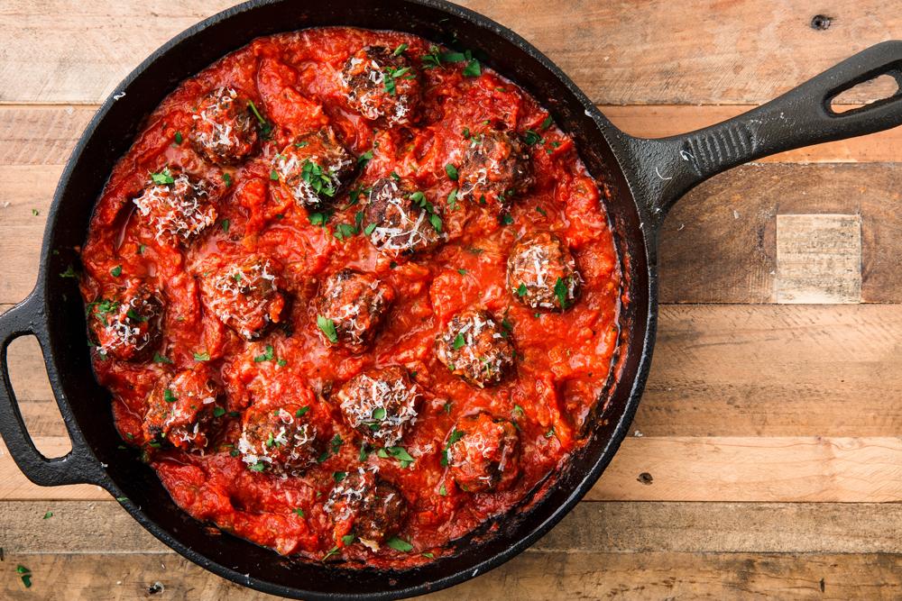 meatball marinade sauce on keto diet