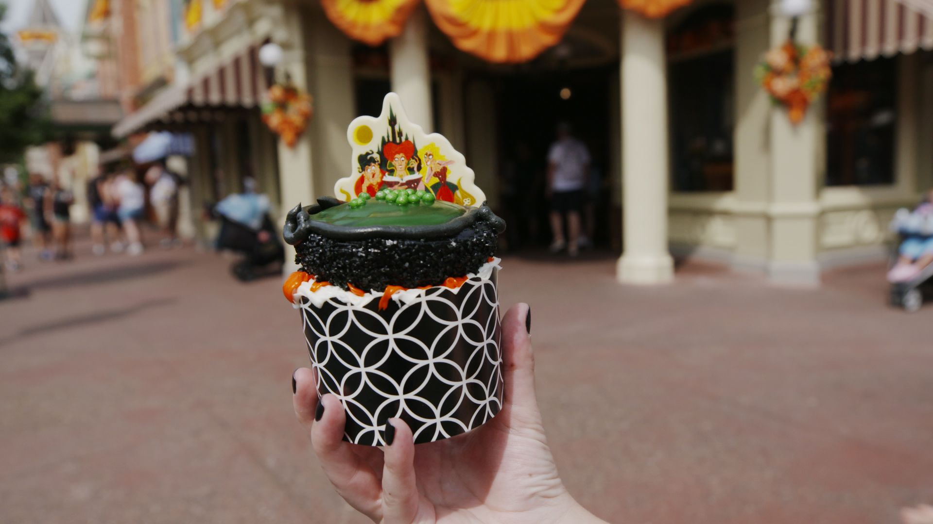 Disney World's 2019 Halloween Treat Lineup Is Here And It Is GOOD