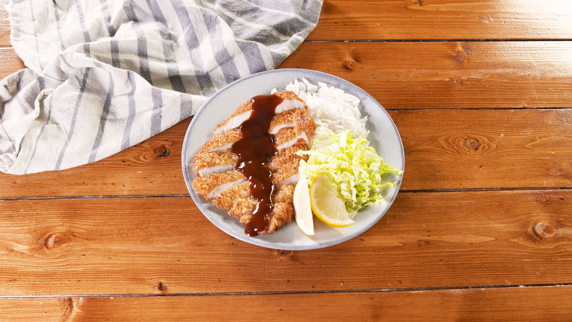 Best Pork Tonkatsu