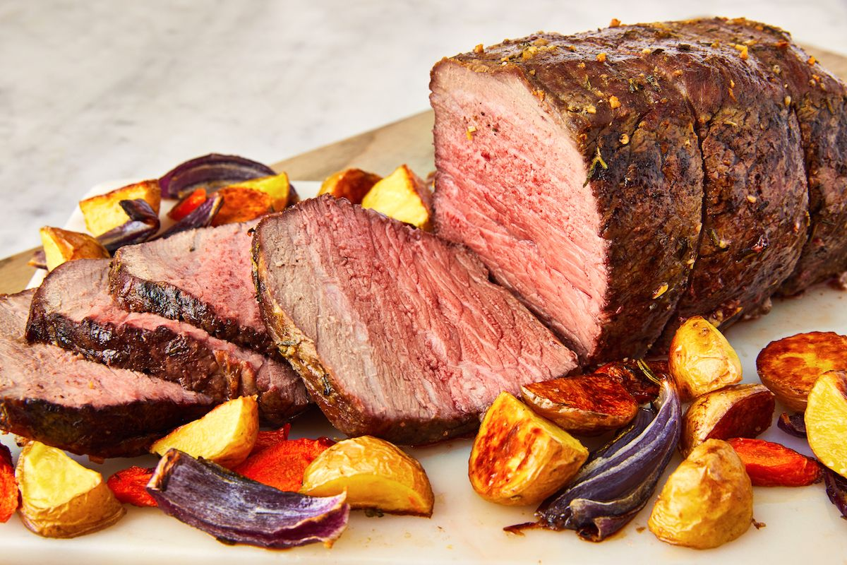 How to make a tender roast beef in the oven