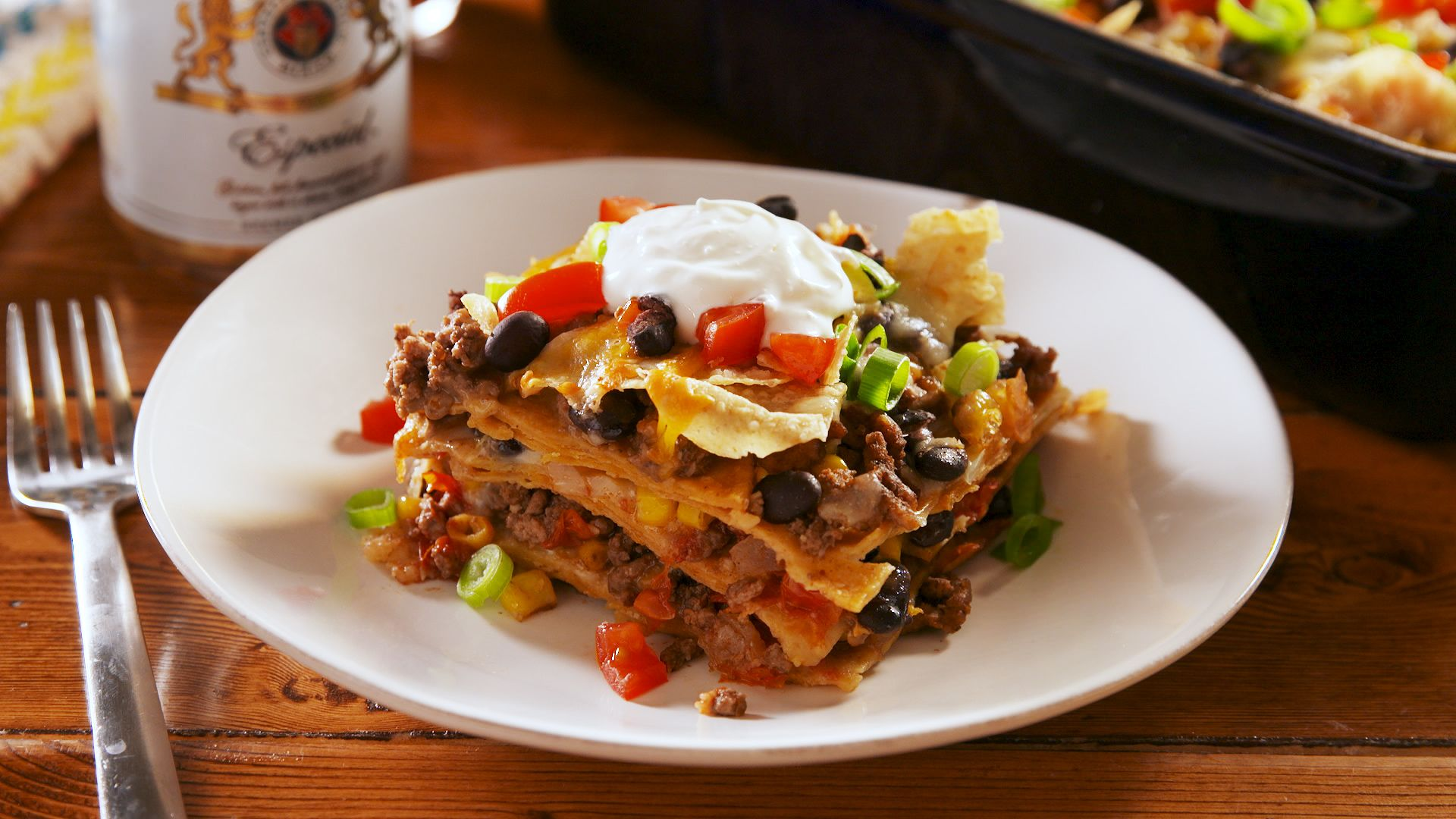 Ground Beef Taco Casserole Recipes