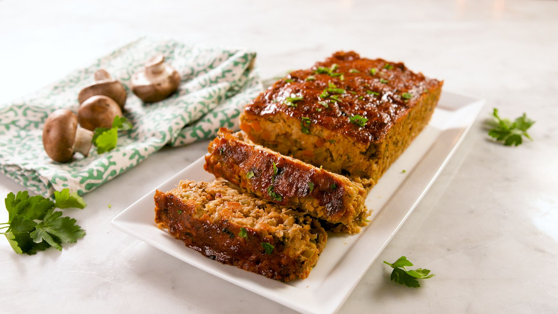 Best-Ever Vegan Meatloaf