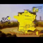 109th tour de france 2022 and 1st tour de france femmes 2022 route presentation