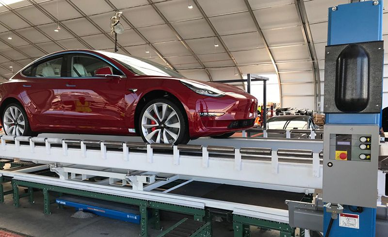 Tesla CEO Tweets Out More Model 3 Dual-Motor Details