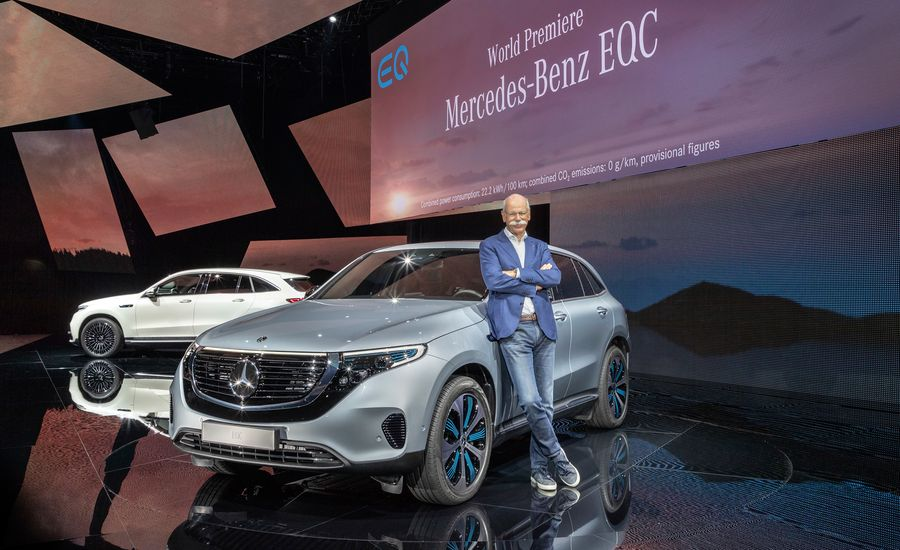 Dieter Zetsche Exiting Daimler as CEO, First Non-German Taking Over