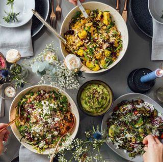 Food, Cuisine, Hand, Dish, Meal, Recipe, Dishware, Tableware, Cookware and bakeware, Bowl,