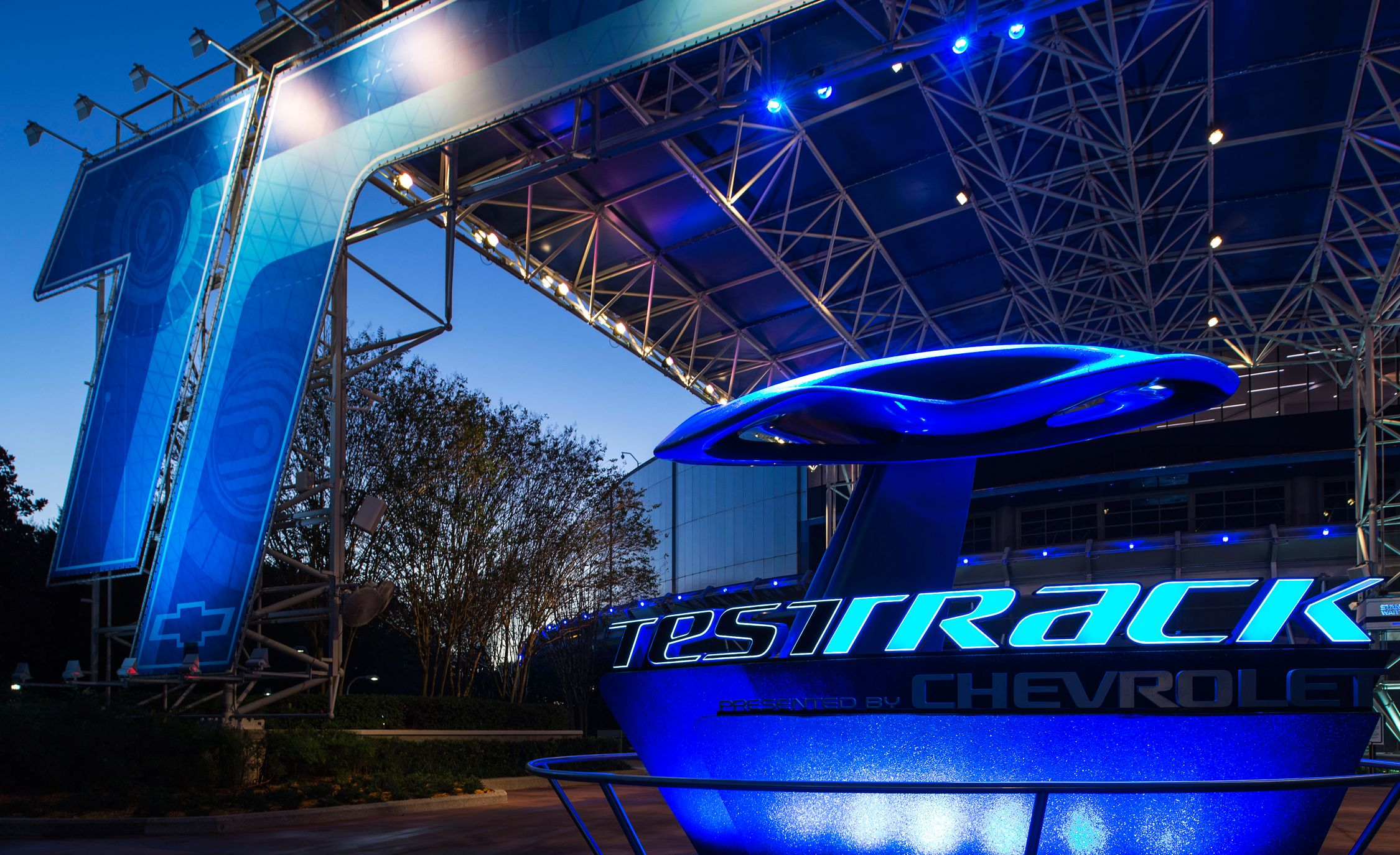 Epcot Center's Test Track Reviewed by a Nine-Year-Old
