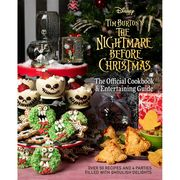 the nightmare before christmas the official cookbook and entertaining guide