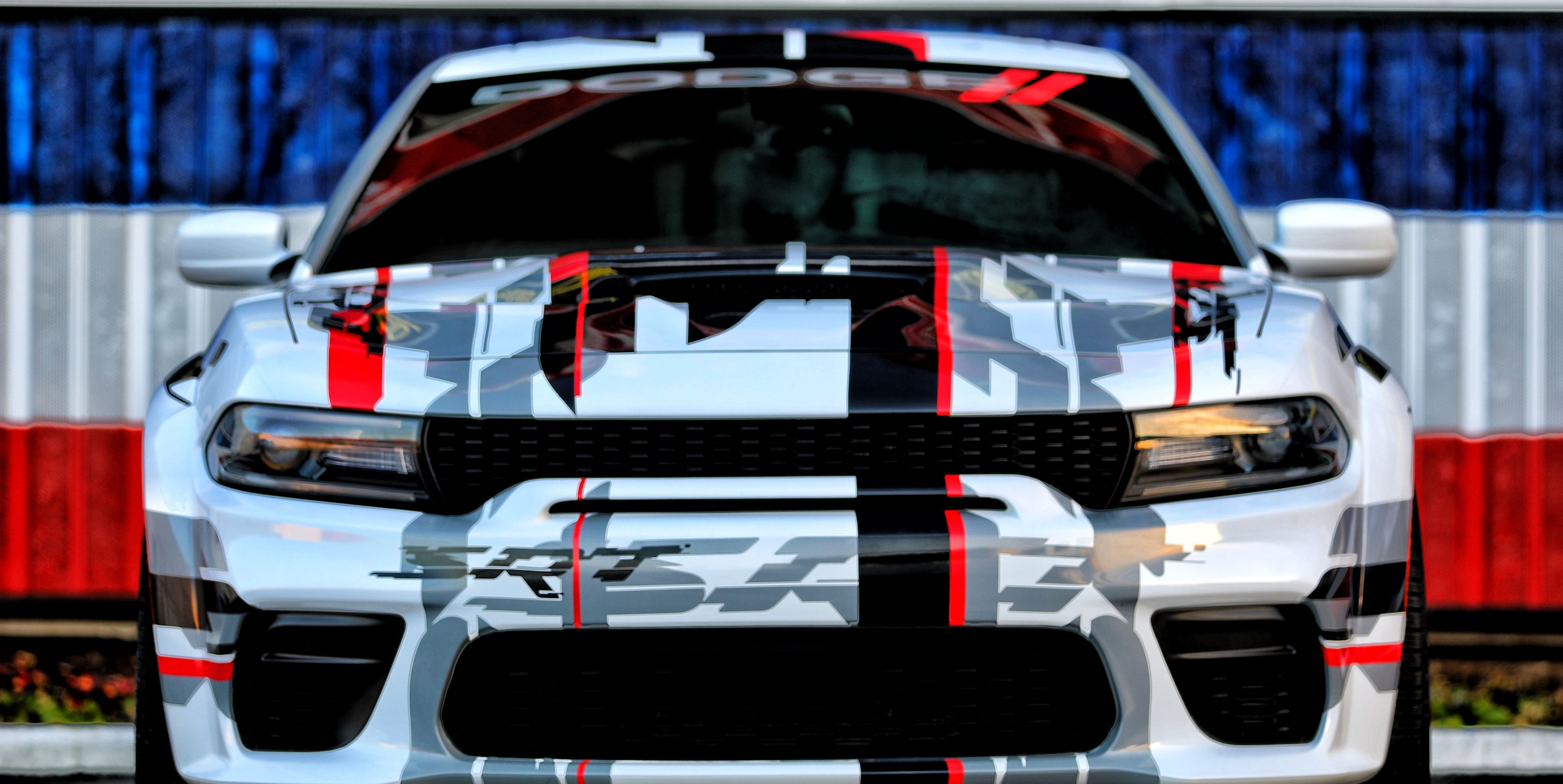 It Looks Like the Dodge Charger Is Getting a Widebody Variant