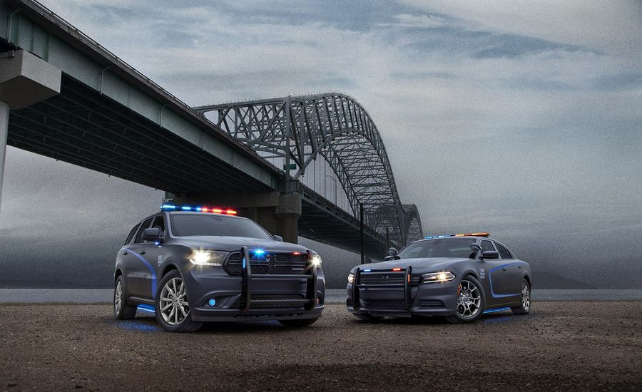 Whoop! Whoop! That's the Sound of the Dodge Durango Pursuit!