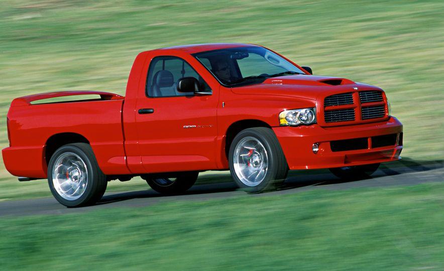 The Quickest Pickup Trucks We've Ever Tested - Slide 1