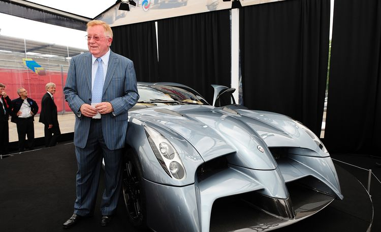 Don Panoz, Pharmaceutical Innovator and Panoz Cars Founder, Dies at 83