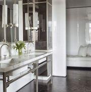 White, Room, Interior design, Property, Floor, Ceiling, Furniture, Building, House, Architecture,