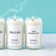 homesick candle sale