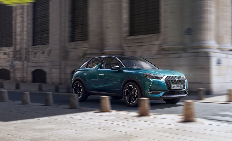 The Wacky DS 3 Crossback Is a French Take on the Small Crossover