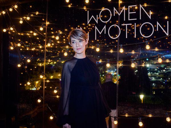 スプツニ子!さんがカンヌ映画祭で体験した「Women in Motion」