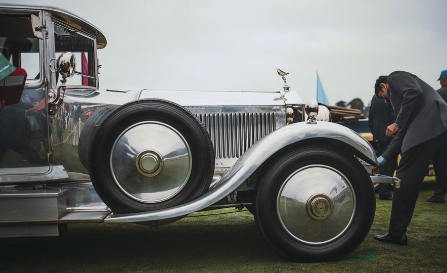 There's a Reason Why Pebble Beach Is the World's Most Prestigious Car Show - Slide 1
