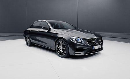 Mercedes-AMG Announces E53 Sedan and Wagon (We Only Get the Sedan)