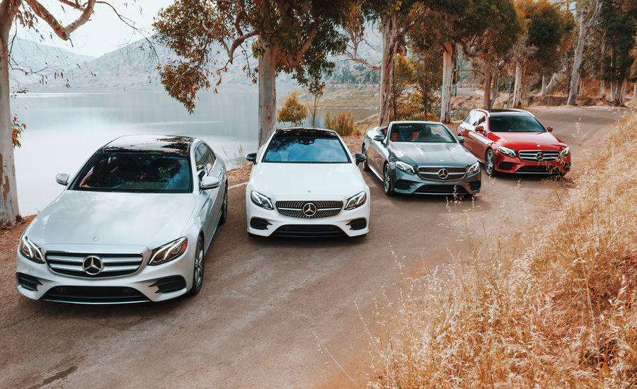 Mercedes-Benz E450 Supplants E400 for 2019