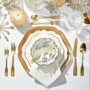 Fork, Cutlery, Tableware, Dishware, Table, Plate, Spoon, Event, Meal, Linens,