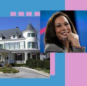 the us vice presidential residence and us vice president kamala harris