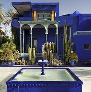 elle decor best colorful exteriors