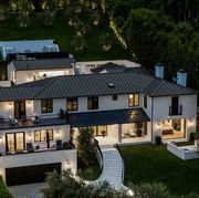 rihanna's beverly hills mansion is now available to rent, for $80,000 a month