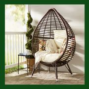 patio egg chairs