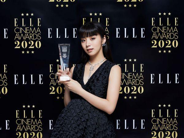 池田エライザが初監督作品で「エル・ガール ニューディレクター賞」に輝く!【ELLE CINEMA AWARDS 2020】