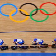 cycling track olympics day 10