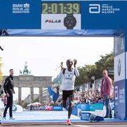 fastest marathoners