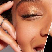 Nail, Nail polish, Manicure, Nail care, Skin, Finger, Eyebrow, Beauty, Cosmetics, Close-up,