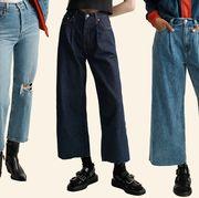 Denim, Jeans, Clothing, Pocket, Textile, Standing, Leg, Waist, Trousers, Footwear,