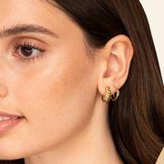 Finger, Lip, Cheek, Earrings, Brown, Hairstyle, Skin, Eyelash, Forehead, Event,
