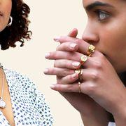 Lip, Nail, Beauty, Skin, Jewellery, Finger, Fashion accessory, Nail care, Hand, Photography,