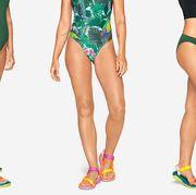 Clothing, Human leg, Leg, Thigh, Swimwear, Undergarment, Swimsuit bottom, Briefs, Waist, Bikini,