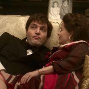 derek jennings and princess margaret in the crown season 4