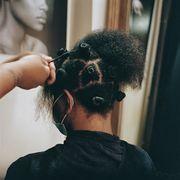 black salons