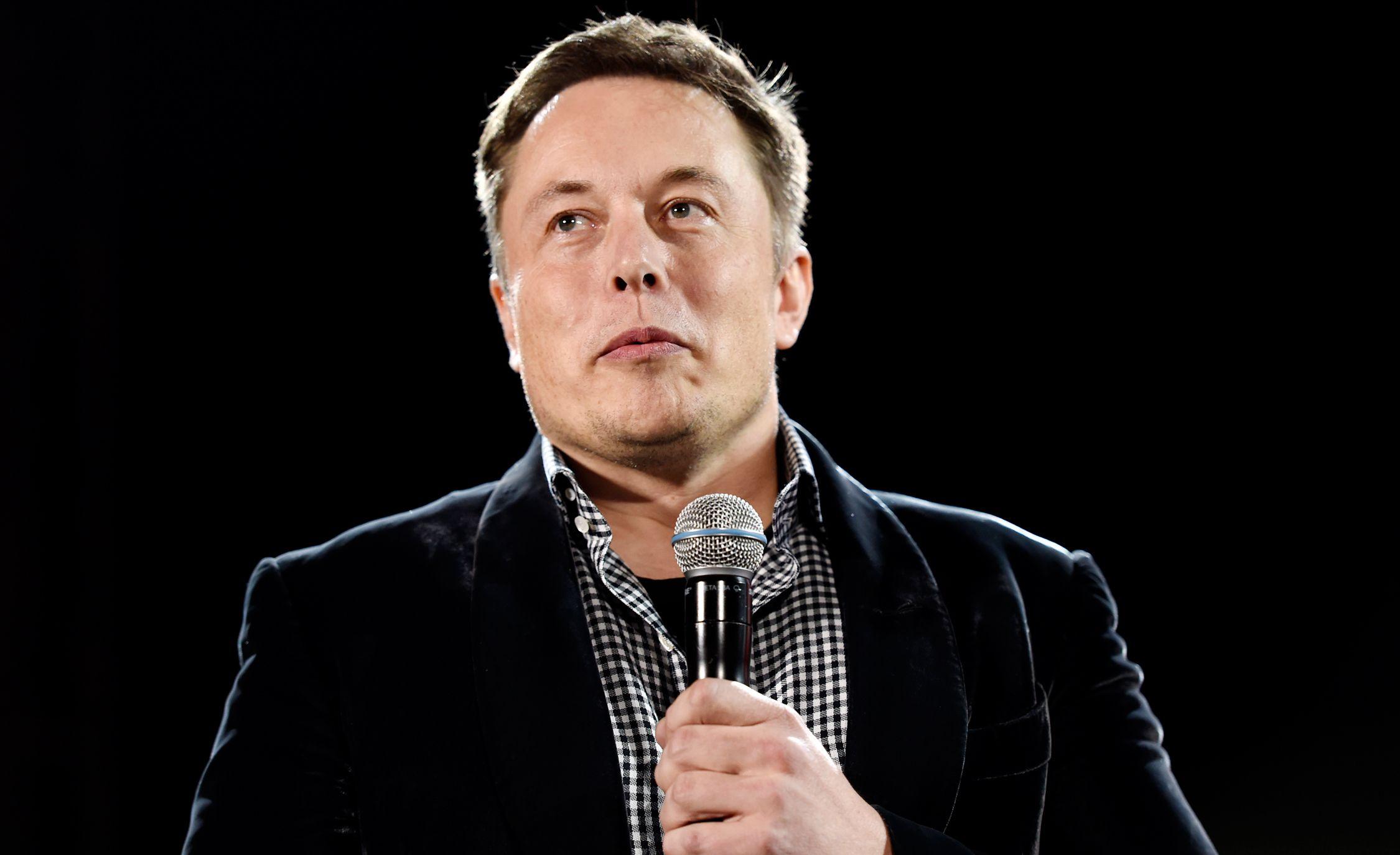 نتيجة بحث الصور عن Elon Musk