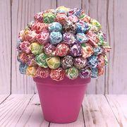 etsy dum dum lollipop bouquet