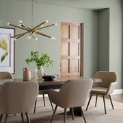 elle decor  sherwinwilliams color of the year