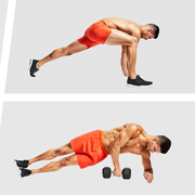 Press up, Arm, Abdomen, Muscle, Dumbbell, Chest, Physical fitness, Joint, Trunk, Weights,