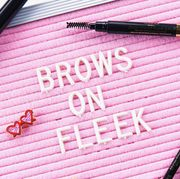 eyebrow products best 2018