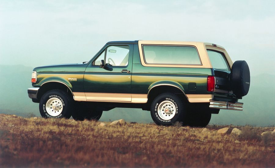I Got a Fever and the Only Prescription Is More Ford Bronco
