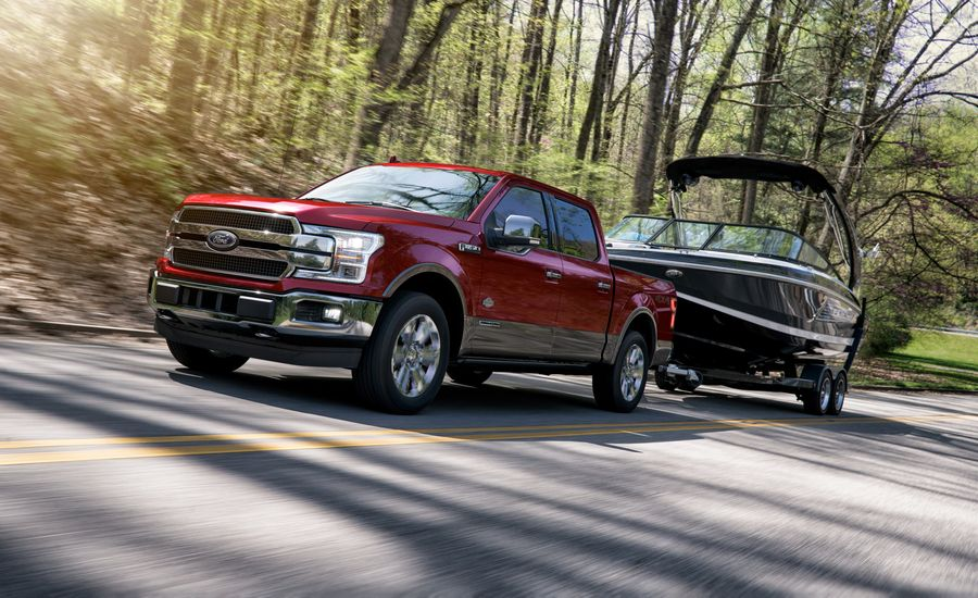 The Ford F-150 Diesel Is the Most Efficient Full-Size Truck (For Now)