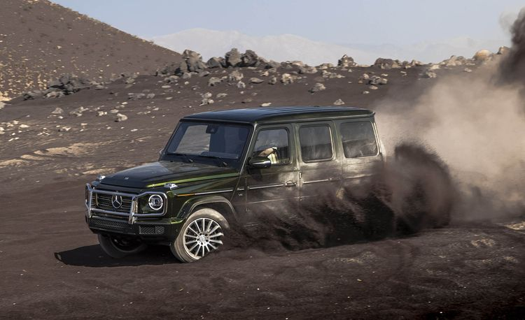The New 2019 Mercedes-Benz G-class Is Slightly More Efficient Than the Old One